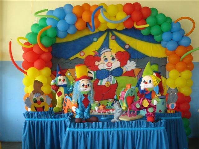 decoracao-circo-para-aniversario