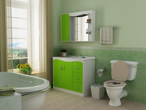 decoracao-de-banheiros-simples
