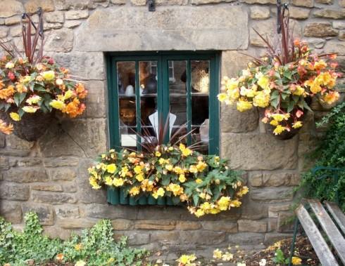 decoracao-de-casas-usando-flores