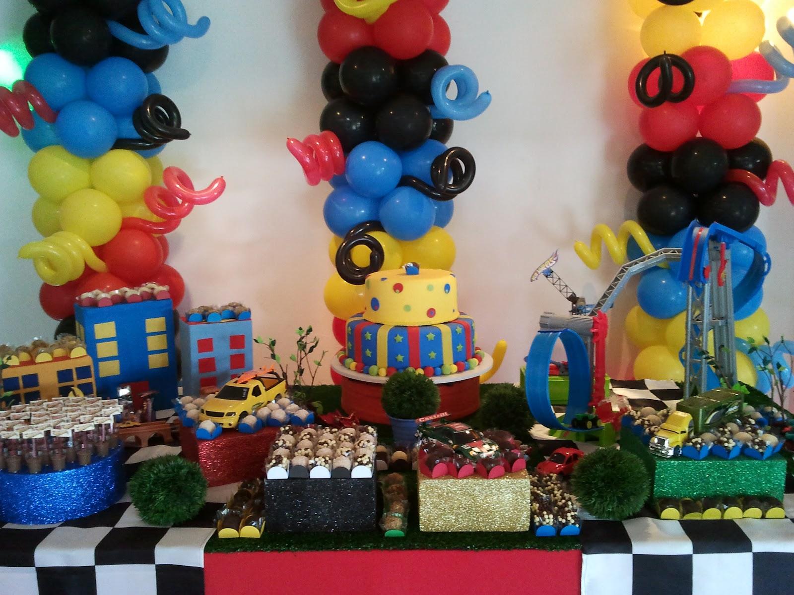 decoracao-para-festa-infantil-carros