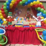 Decoração de festa infantil tema Circo