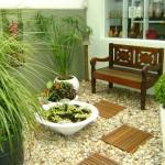 20 Modelos para Decoração de jardins de inverno