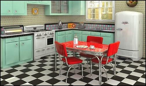 modelos-de-decoracao-para-cozinhas-vintage