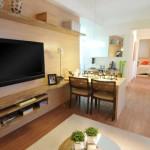 Decoração de Salas de apartamentos