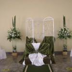 Decoração de Casamento com Biombos