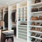 Ideias Criativas para decoração de Closets