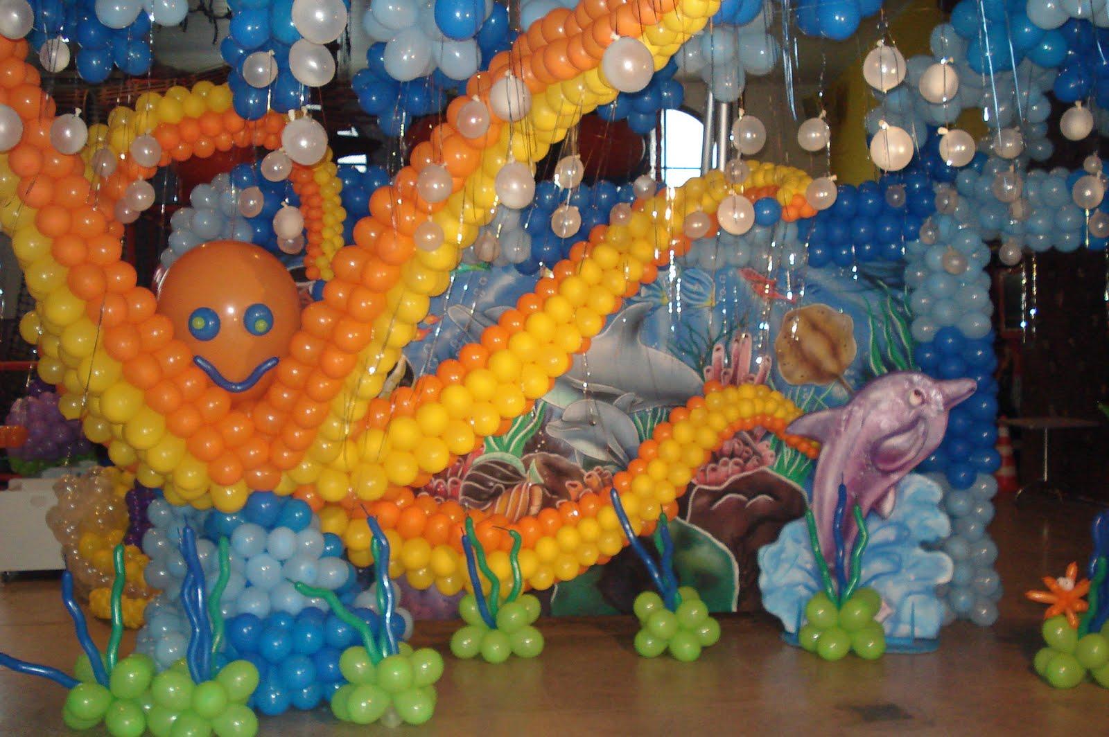 baloes-na-decoracao-de-festa-infantil