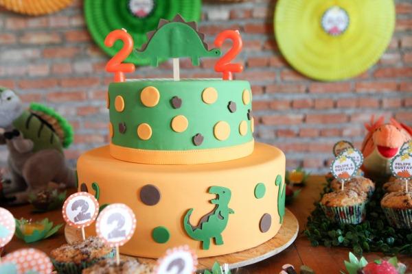 decoracao-aniversario-infantil-dinossauro