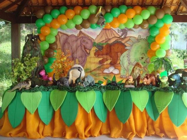 decoracao-infantil-aniversario-dinossauros