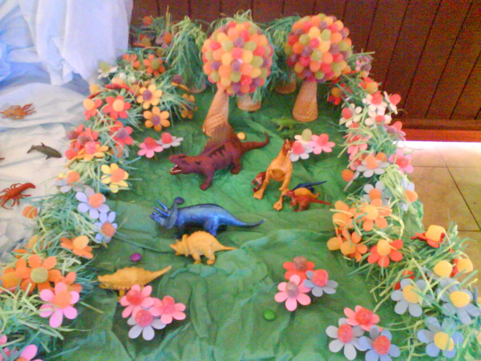 decorar-uma-festa-infantil-tema-dinossauros