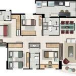 11 Modelos de Plantas de casas pequenas para construir