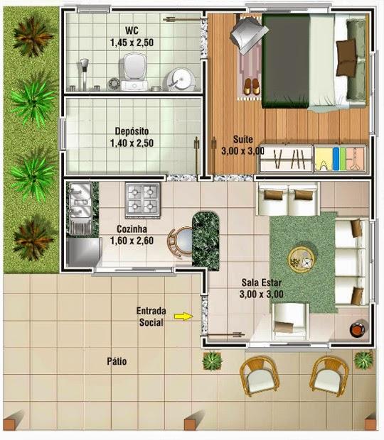 projeto-de-casas-populares-pequenas