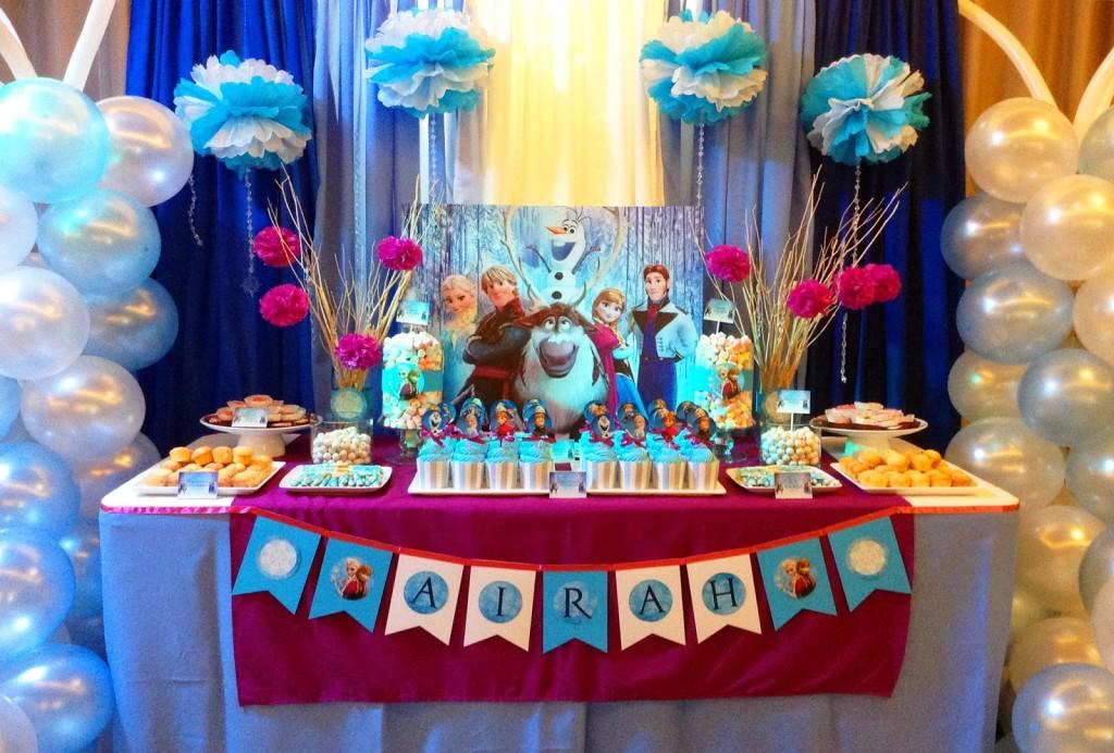 tema-frozen-para-decorar-aniversario