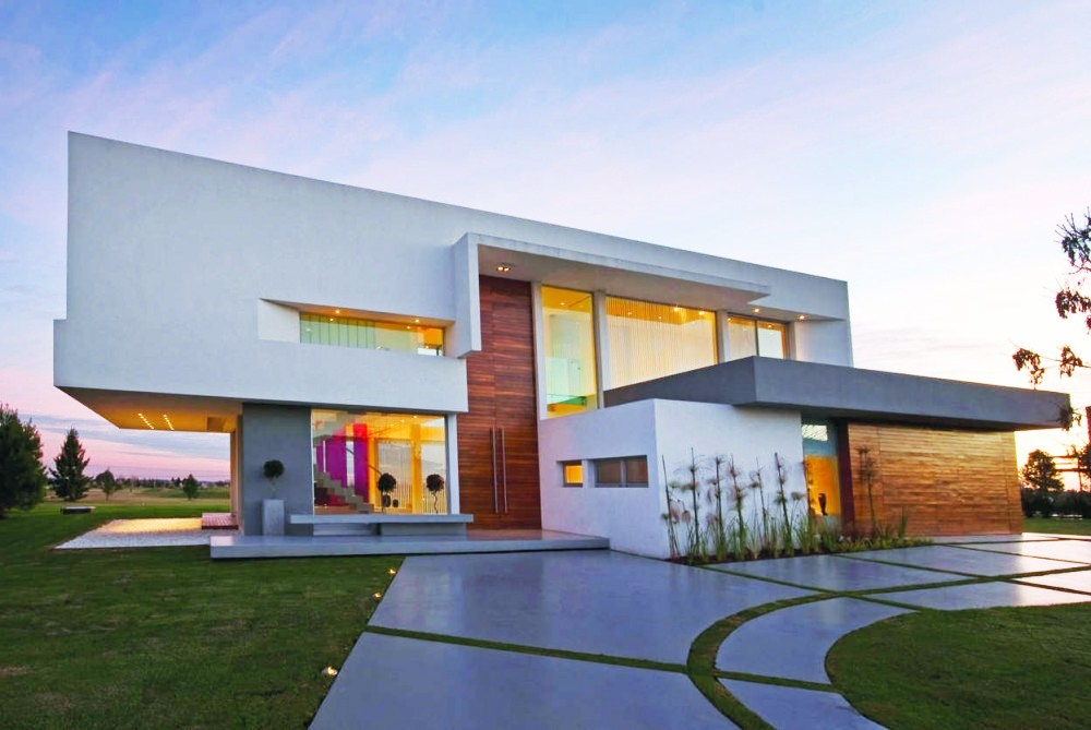 Modelos e Fotos de casas modernas