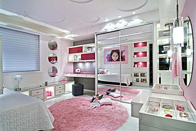 Fotos de quartos de adolescentes