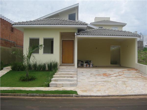 Exteriores de casas simples