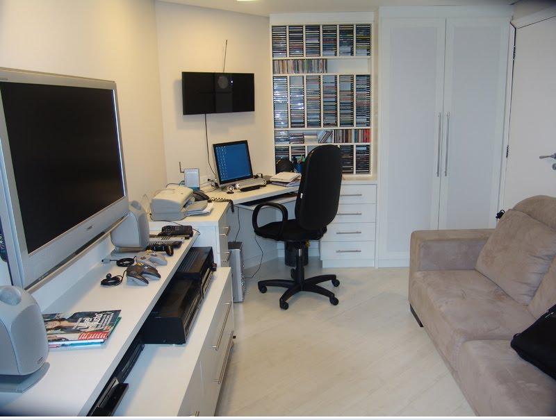Decoração do Home office