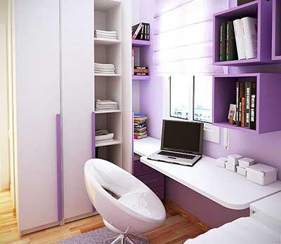 Dicas para decorar quartos femininos