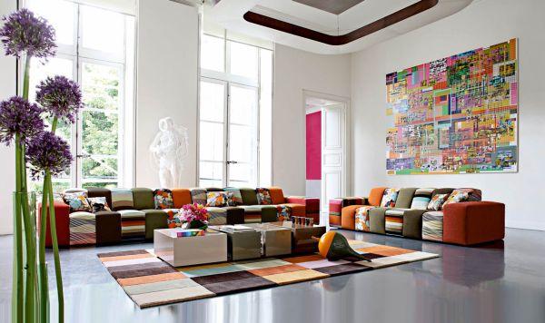 Fotos de decoração para salas grandes