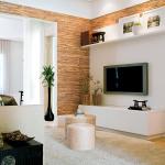 Decoração de Salas pequenas e simples