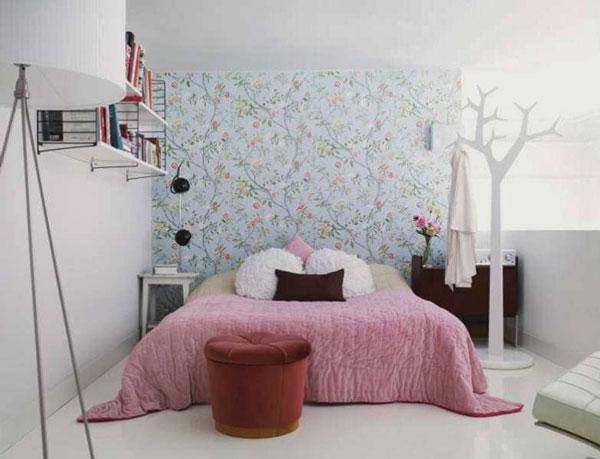 Modelos de quartos femininos decorados