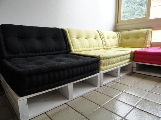 fazer um Sofá de Pallets - Dicas e Passo a Passo