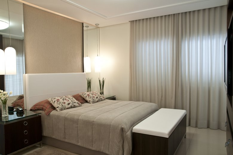 12 modelos de suites de casal