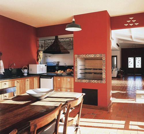 cozinhas gourmet decoradas
