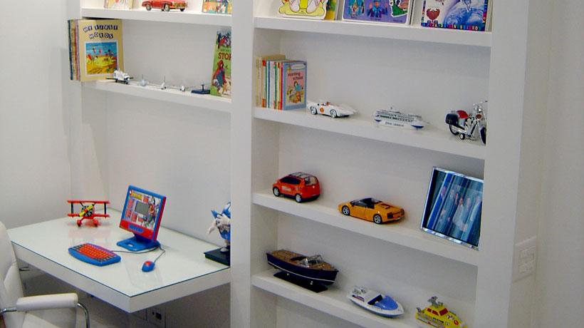 decoração de quartos de brinquedos