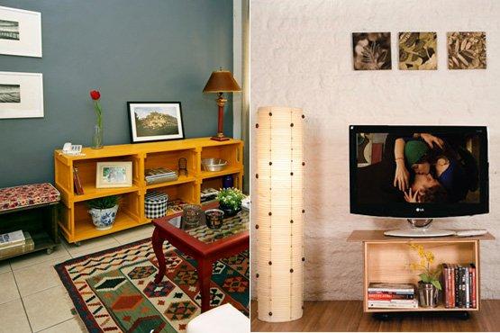 decoracao-com-caixotes-de-madeira-como-fazer