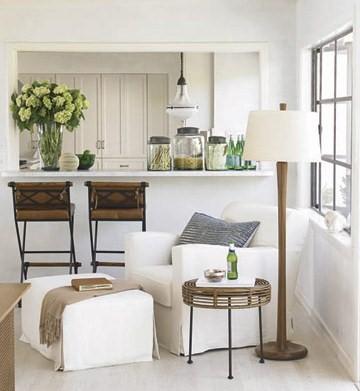 Ideias para decorar ambientes menores
