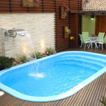 12 Modelos de Deck de Madeira para piscinas