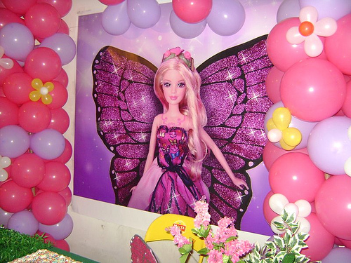 barbie-decoracao-festa-infantil