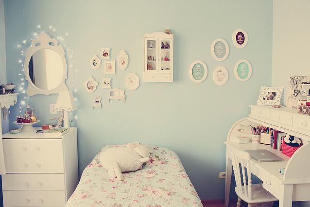 decoracao-vintage-quarto-feminino