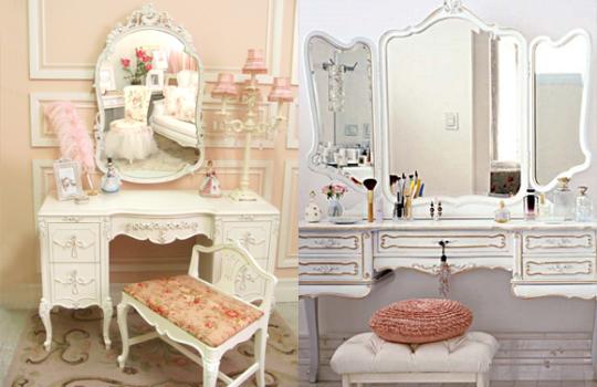 decoracao-vintage-quarto-para-meninas