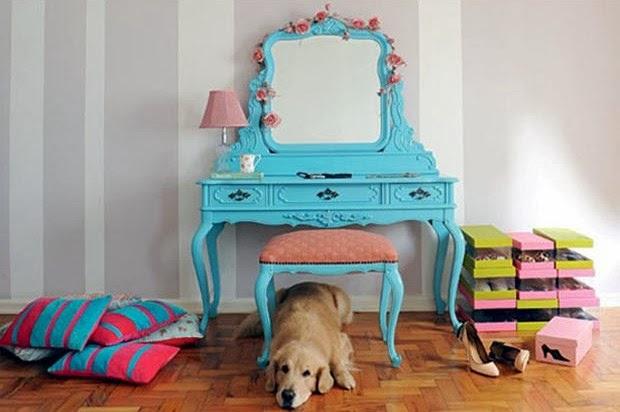 quarto-feminino-vintage