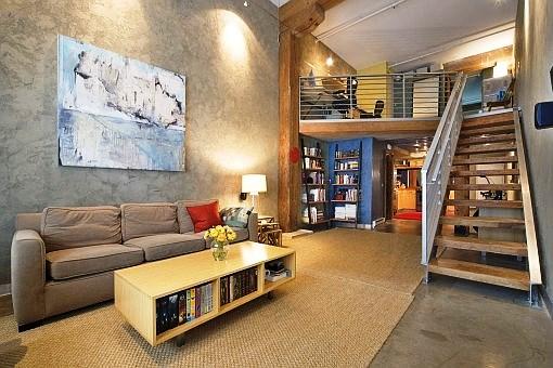 Lofts Decorados e modernos