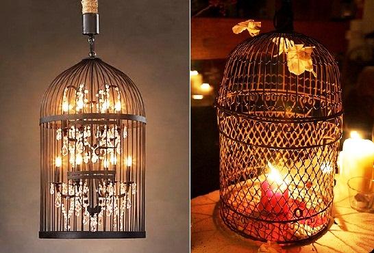 Luminárias Criativas para Decoração  diferentes