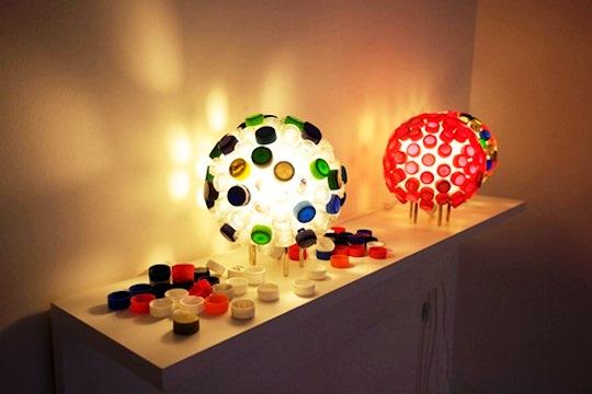 Luminárias Criativas para Decoração  modelos