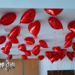 Decoração com Balões de Coração: Ideias e fotos para inspirar você