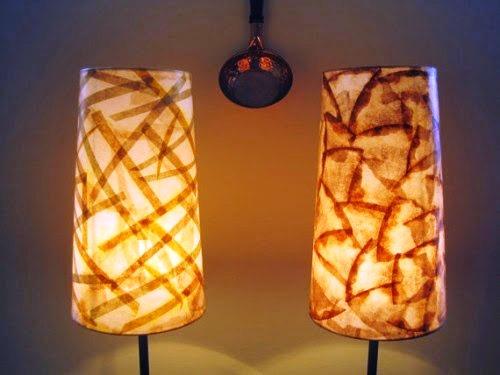 diferentes Luminárias Criativas para Decoração