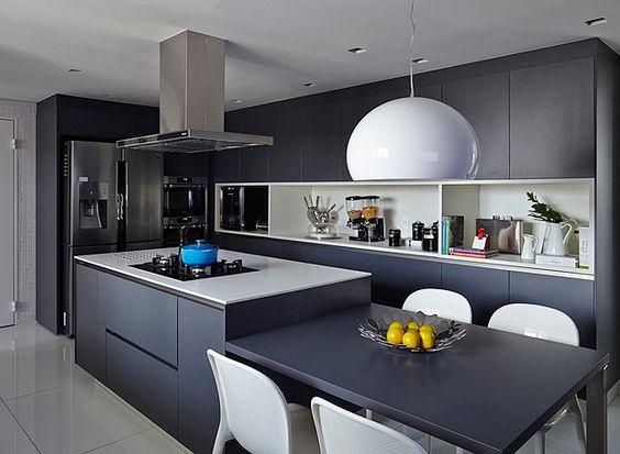 cozinha-moderna-com-linhas-retas