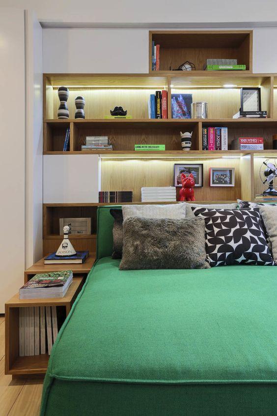 decoracao-de-quarto-masculino-com-estante
