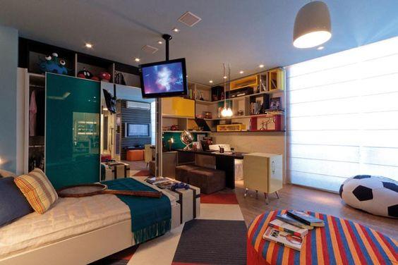 decoracao-de-quarto-masculino-moderno-criativo