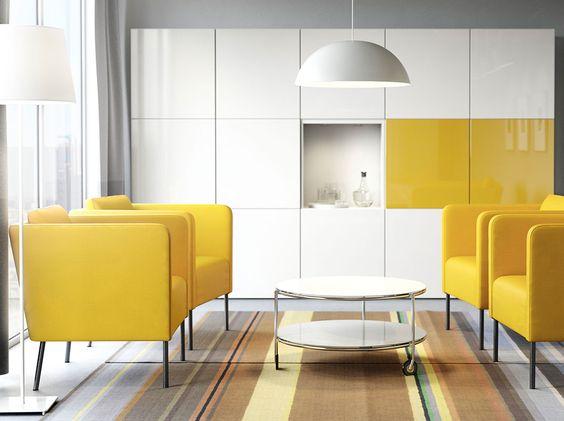 decoracao-de-sala-de-estar-amarela