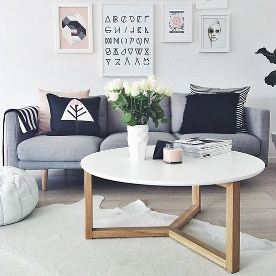 decoracao-de-sala-de-estar-com-quadros