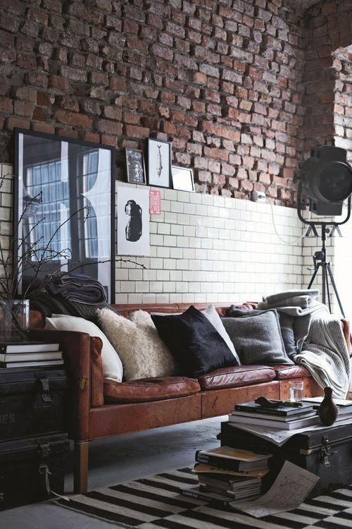decoracao-de-sala-de-estar-rustica