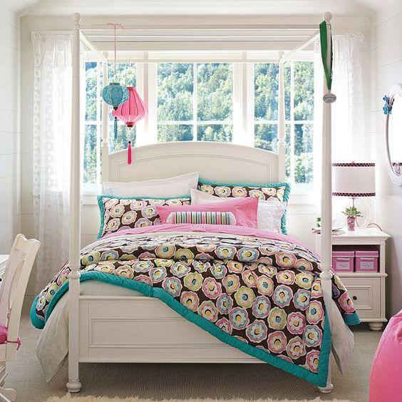 quartos-femininos-coloridos