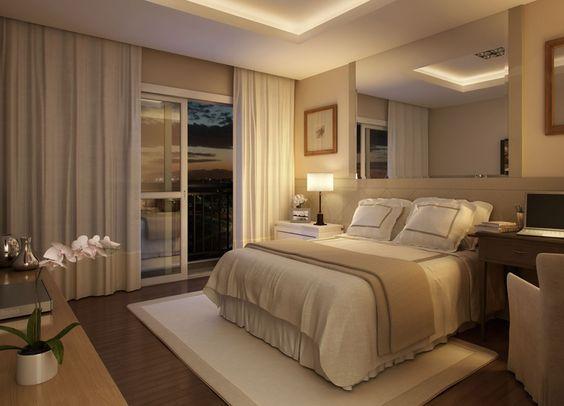 cortinas para quarto de casal modelos lindos