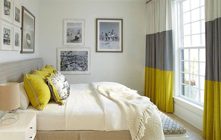 fotos de cortinas para quarto de casal